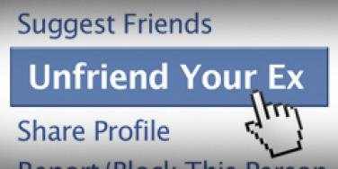 facebook unfriend your ex
