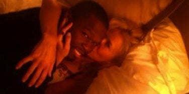Chelsea Handler 50 Cent Twitter Photo