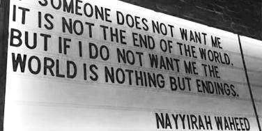 Nayyirah Waheed Love Poems