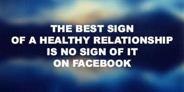 Social Media Bad Relationship Quotes