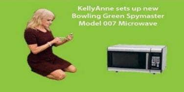 KellyAnne Conway microwave meme