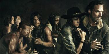 AMC The Walking Dead cast Maggie Greene Glenn Rhee Carl Grimes Daryl Dixon Michonne Rick Grimes