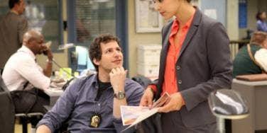 Andy Samberg in Brooklyn Nine-Nine