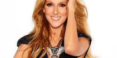 Celine Dion in 2013