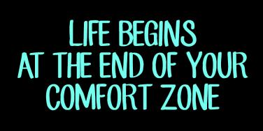 motivational famous quotes about stepping out of your comfort zone