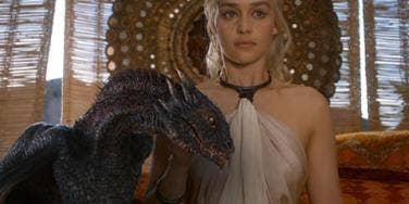 Game Of Thrones' Daenerys Targaryen