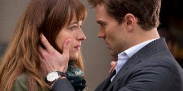 Fifty Shades of Grey 50 Shades Of Grey Dakota Johnson Jamie Dornan Christian Grey Ana Steele