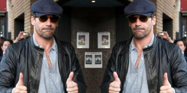 13 Pics Of Jon Hamm To Help You Decide If He's Actually Packing A Huge Penis