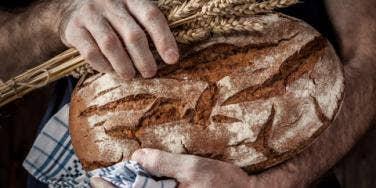 man-bread