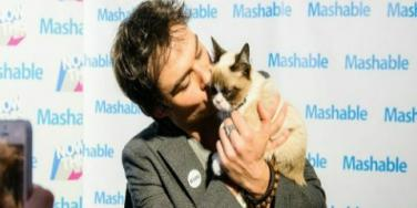 Ian Somerhalder Is A Total Cat (And Dog/Monkey/Elephant) Lady