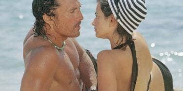 Matthew McConaughey and Penelope Cruz