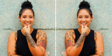 8 GORGEOUS Tattoos For People With Scars
