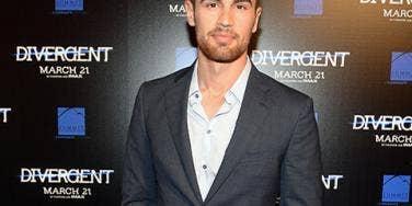 Divergent's Theo James