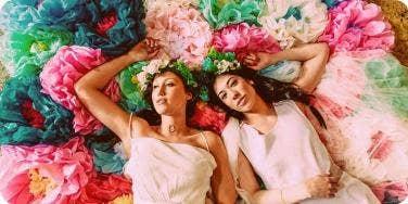 lesbian weddings same-sex marriage LGBT LGBTQ