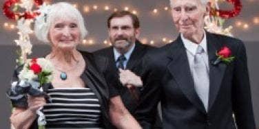 world's oldest newlyweds