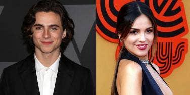 Who Is Eiza Gonzalez? New Details On Timothee Chalamet's Girlfriend