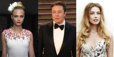 Elon Musk Threesome With Amber Heard And Cara Delevigne: Are The Rumors True?