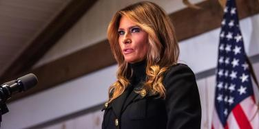 Melania Trump's Legacy Is That Of A 'Narcissistic Flea' — But It Doesn't Have To Be