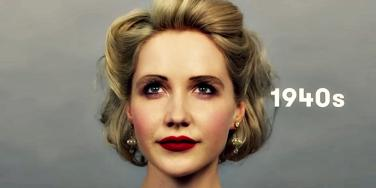 This Woman Recreates 100 Years Of Russian Beauty In 1 Minute