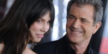 Mel Gibson Girlfriend Mistress Oksana Grigorieva