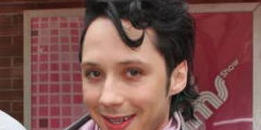 Johnny Weir comes out