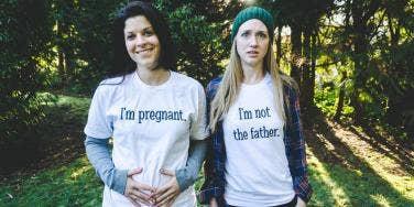 lesbian women make wonderful mothers