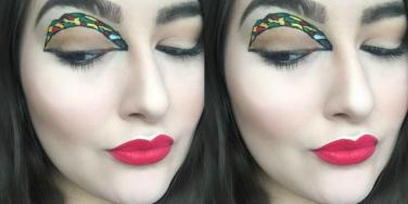 Taco Eye Makeup Is The Latest (And Greatest) Instagram Beauty Trend