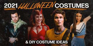 57 Best 2021 Halloween Costumes & DIY Costume Ideas