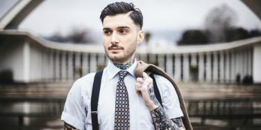 Men With Tattoos Make Best Husbands, Says Science, And Here's Why