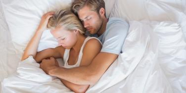 5 Reasons Spooning Makes You Healthier, Says Science