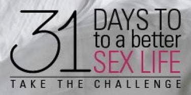 yourtango 31 days better sex life expert challenge