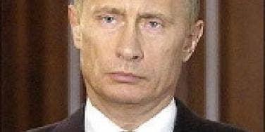 Putin Denies Engagement
