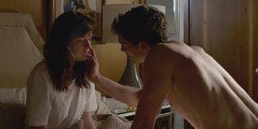 50 Shades Of Grey Movie Trailer, 50 Shades Of Grey Trailer, Christian Grey Ana Steele, Dakota Johnson, Jamie Dornan, Jamie Dornan Dakota Johnson