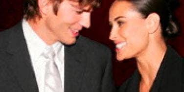 Ashton & Demi No Sham, Per Ashton