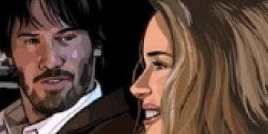Keanu & Winona Roll Back The Clock