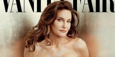 Bruce Jenner Caitlyn Jenner Vanity Fair cover Annie Leibovitz