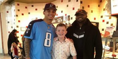 11-year-old boy in viral video about bullying gets support from athletes, celebrities
