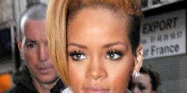 Rihanna Tristan Wilds