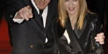 Guy & Madonna Renew Vows. Save Marriage.