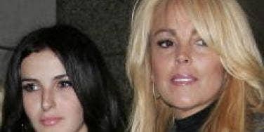 Dina Lohan worst celebrity mothers