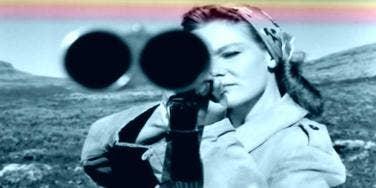 single women guns
