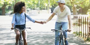 Could Biking To Work Be The Best Thing For Your Love Life?
