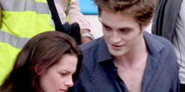 Robert Pattinson Kristen Stewart ComicCon Eclipse Twilight