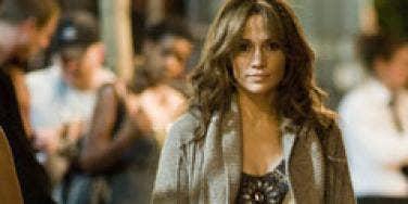 Aflleck made Jennifer Lopez unhappy