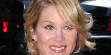 Christina Applegate pregnant