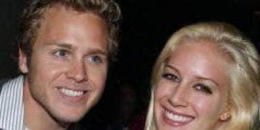 Heidi and Spencer divorce