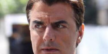 Chris Noth engaged