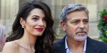 Is Amal Clooney Pregnant? New Rumors She's Expecting Again With George Clooney