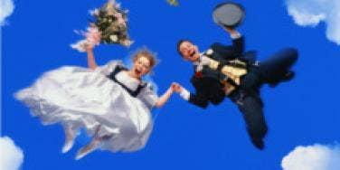watch crazy wedding stunt videos