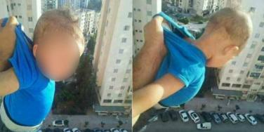 A Man In Algeria Risked This Baby's Life In Order To Get 1,000 Likes On Facebook